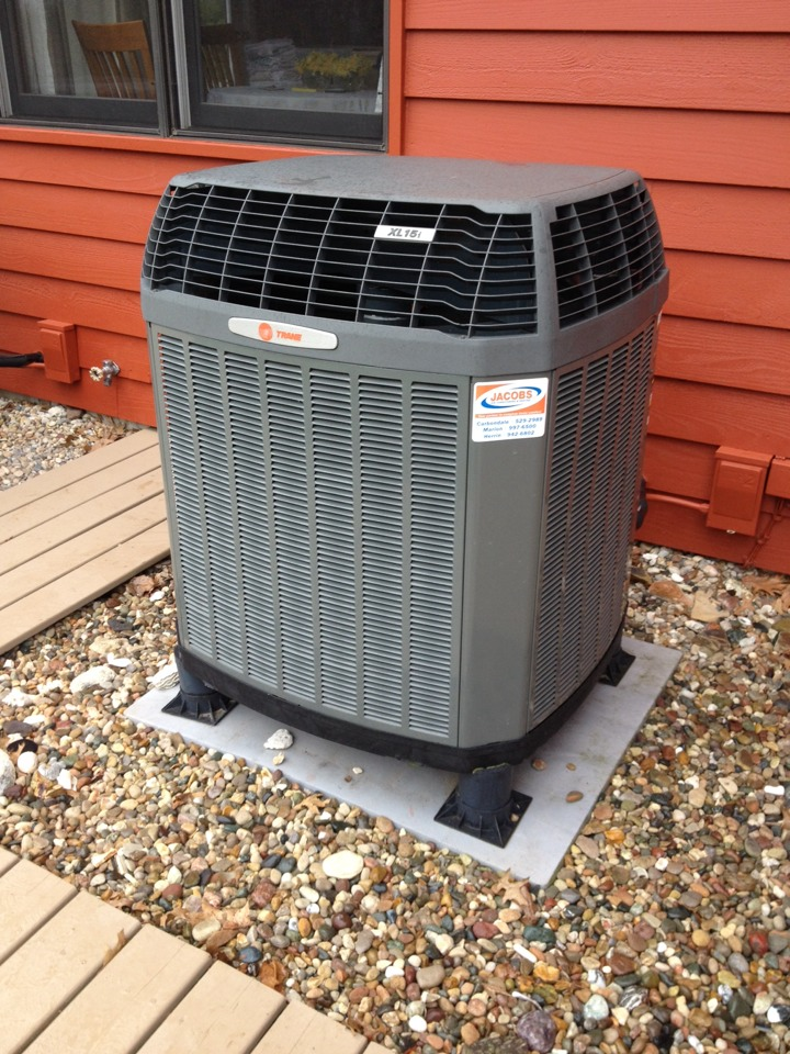 Lick Creek, IL - Trane Heat Pump Repair
