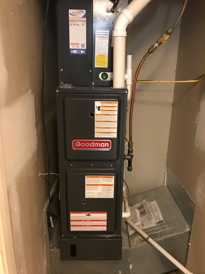 Carbondale, IL - Heating maintenance on 3 Goodman systems