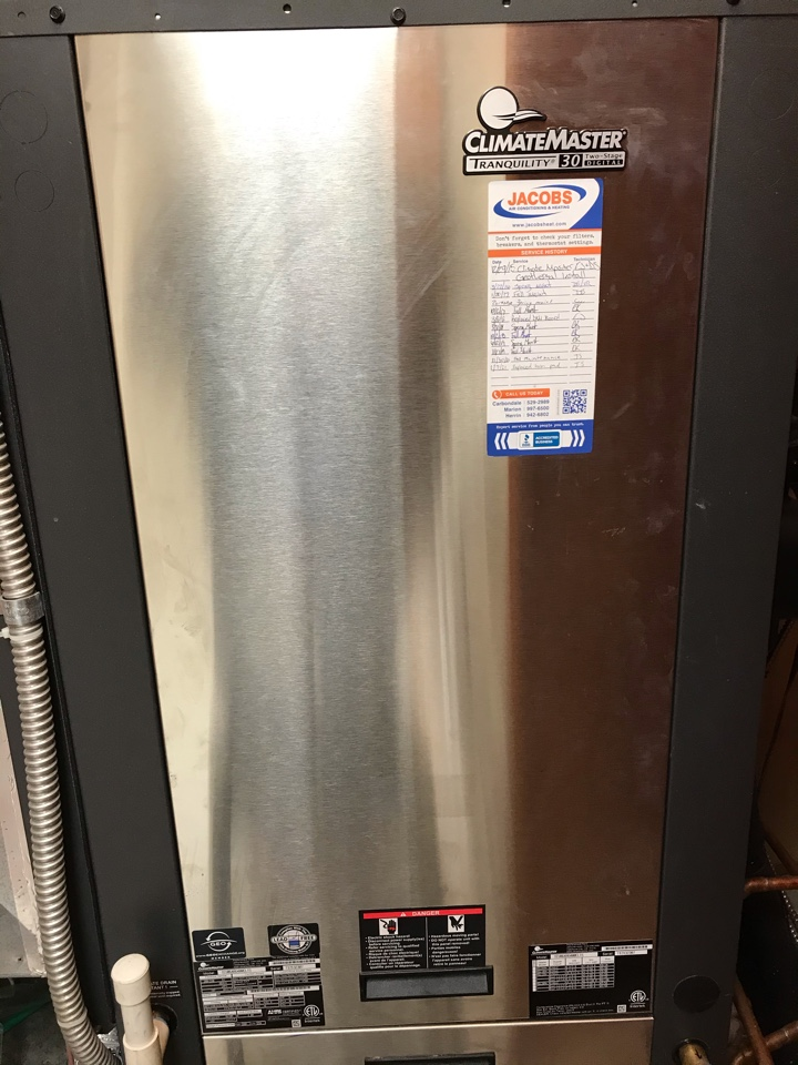 Marion, IL - Aprilaire 700 water panel replacement