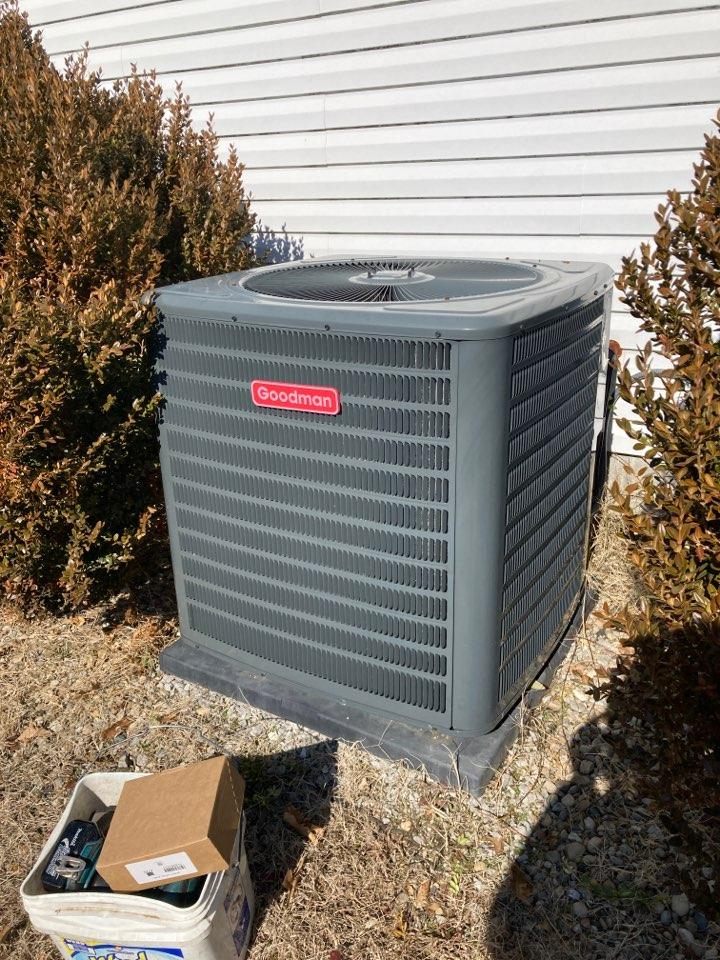 Herrin, IL - Heat pump repair