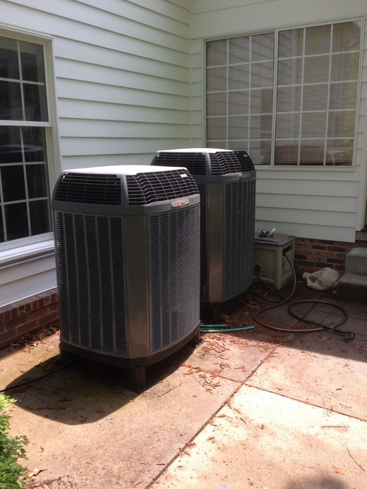Cobden, IL - Spring maintenance - cooling tune up and cleaning