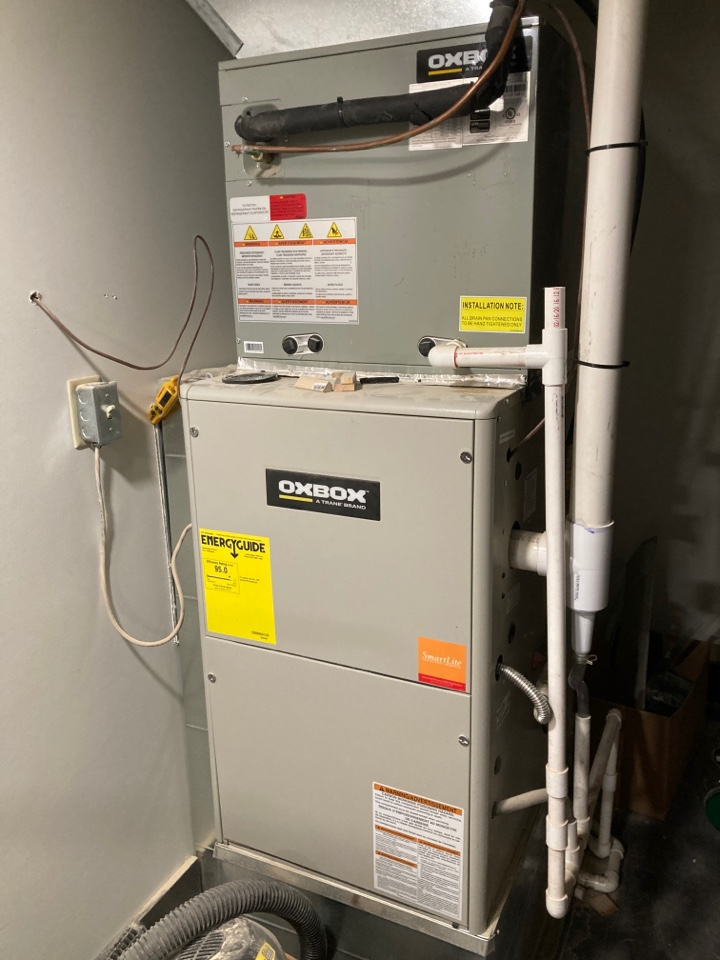 Makanda, IL - OxBox air conditioning repair