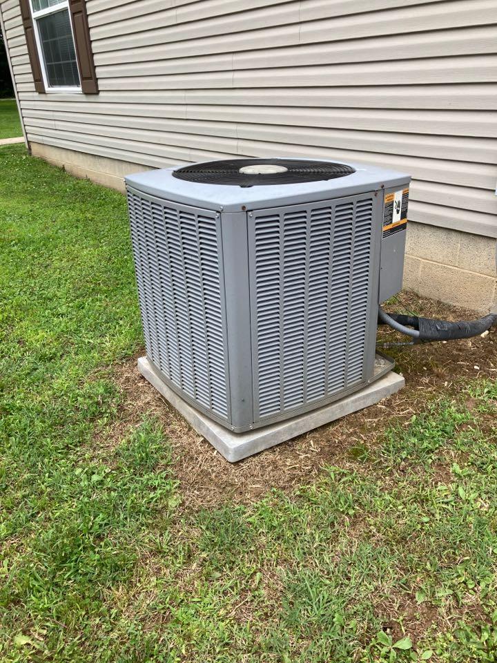 Anna, IL - A/C repair - Armstrong air conditioner