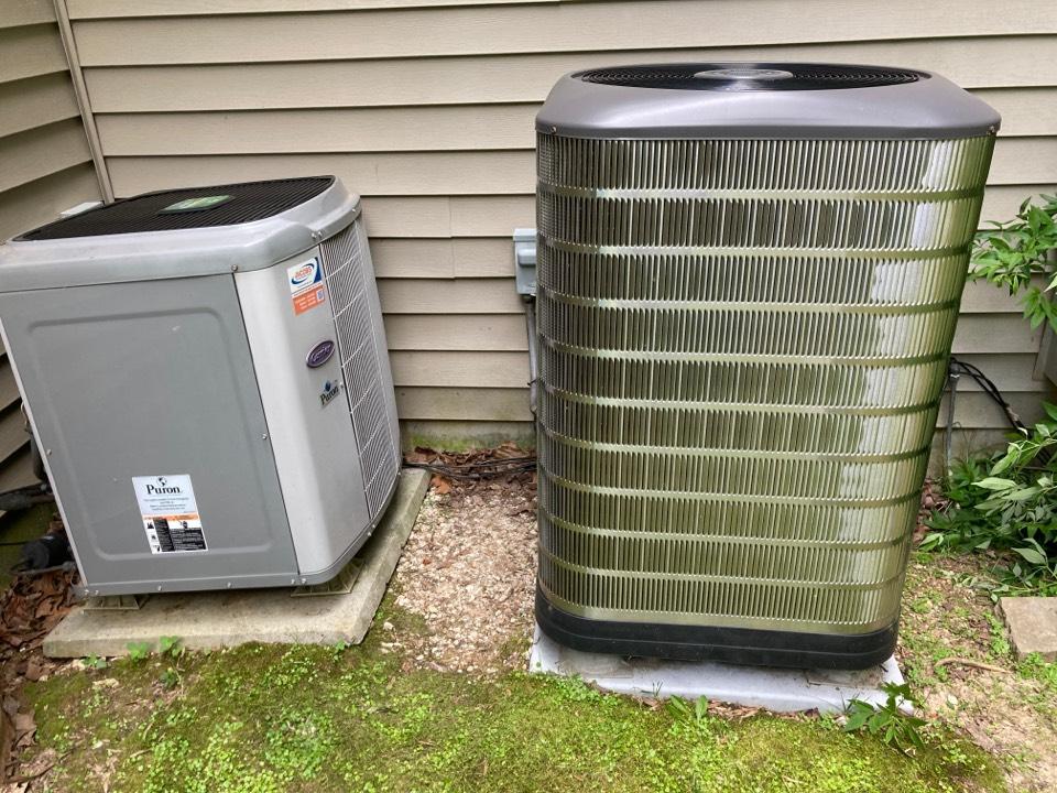 Carbondale, IL - A/C repair - Nordyne air conditioner