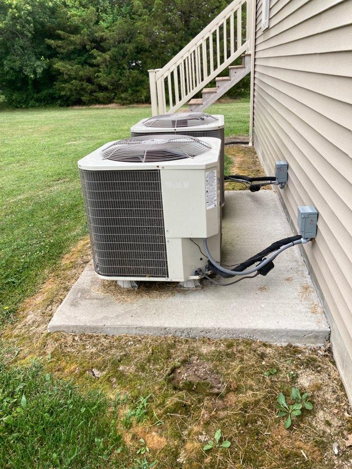 Herrin, IL - Air conditioning repair - Bryant ac