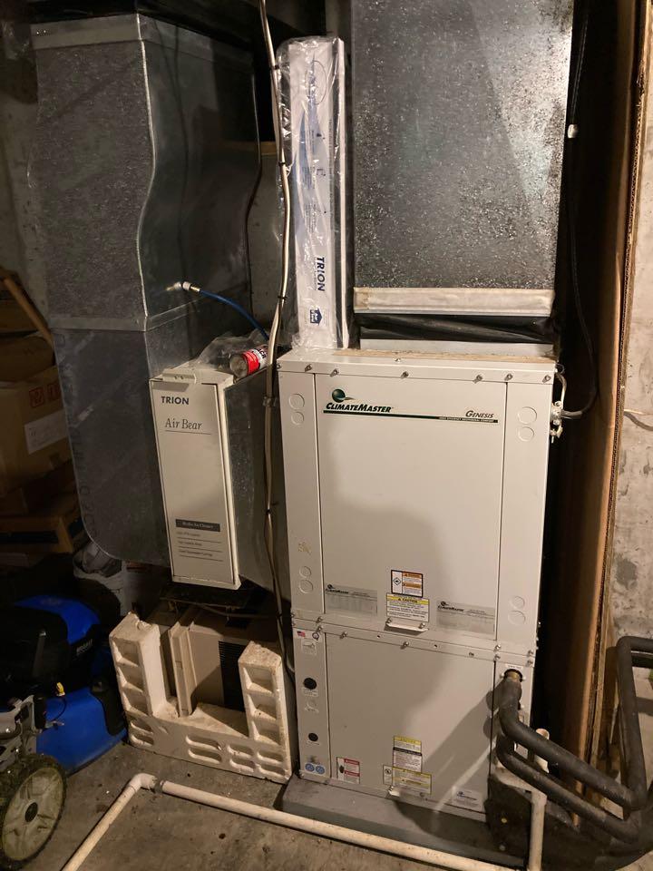 Pomona, IL - Geothermal service - ClimateMaster