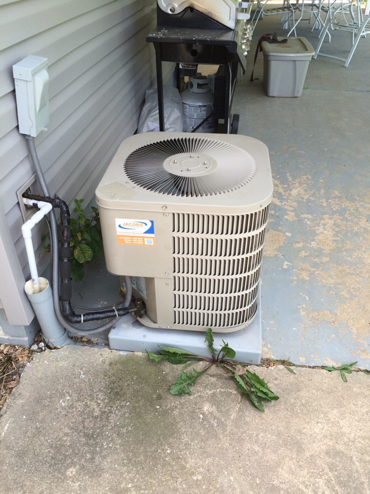 Vergennes, IL - Goodman Air Conditioner Repair