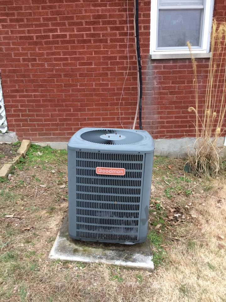 Anna, IL - Goodman Heat Pump Repair