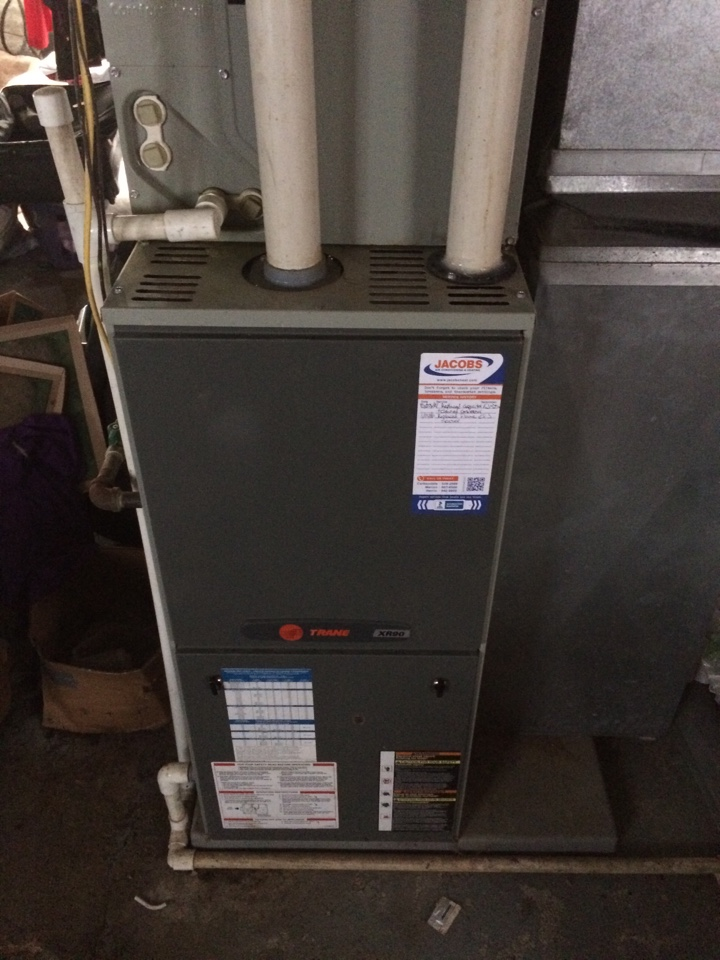 Elkville, IL - Trane Gas Furnace Repair