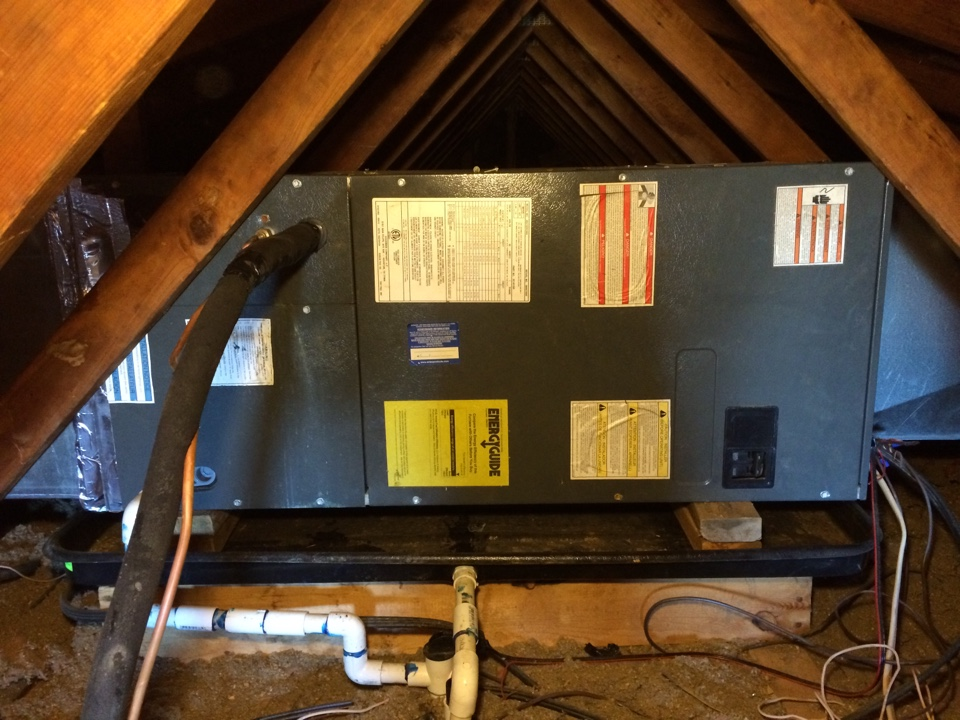 Anna, IL - Goodman Heat Pump Repair and Ductwork Installation