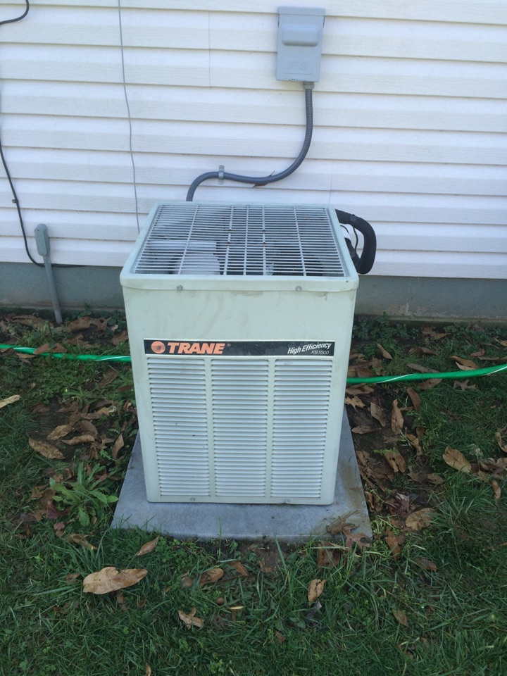 Herrin, IL - Trane Air Conditioner Maintenance