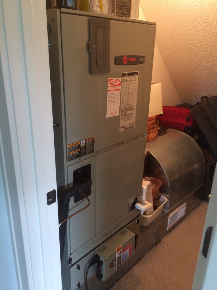 Creal Springs, IL - Trane Heat Pump Repair