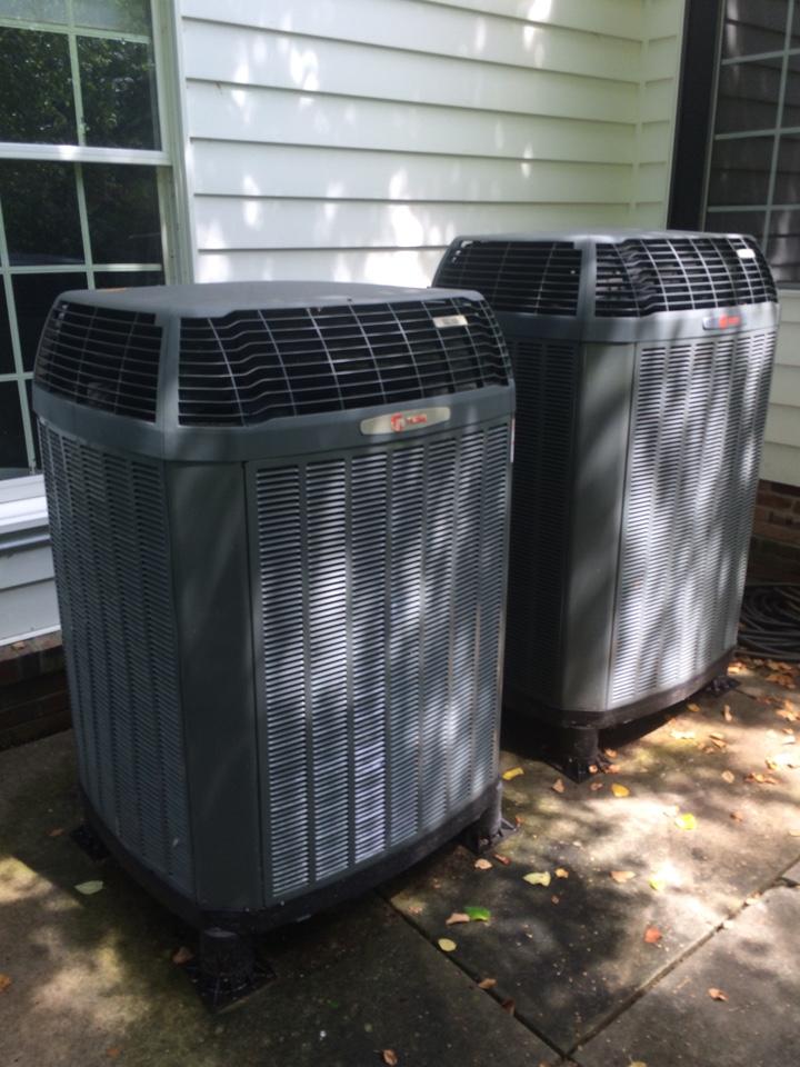 Cobden, IL - Trane Heat Pump Service