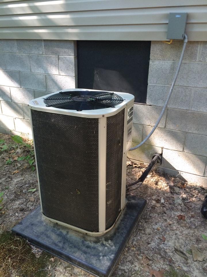 Creal Springs, IL - Nordyne Air Conditioner Repair