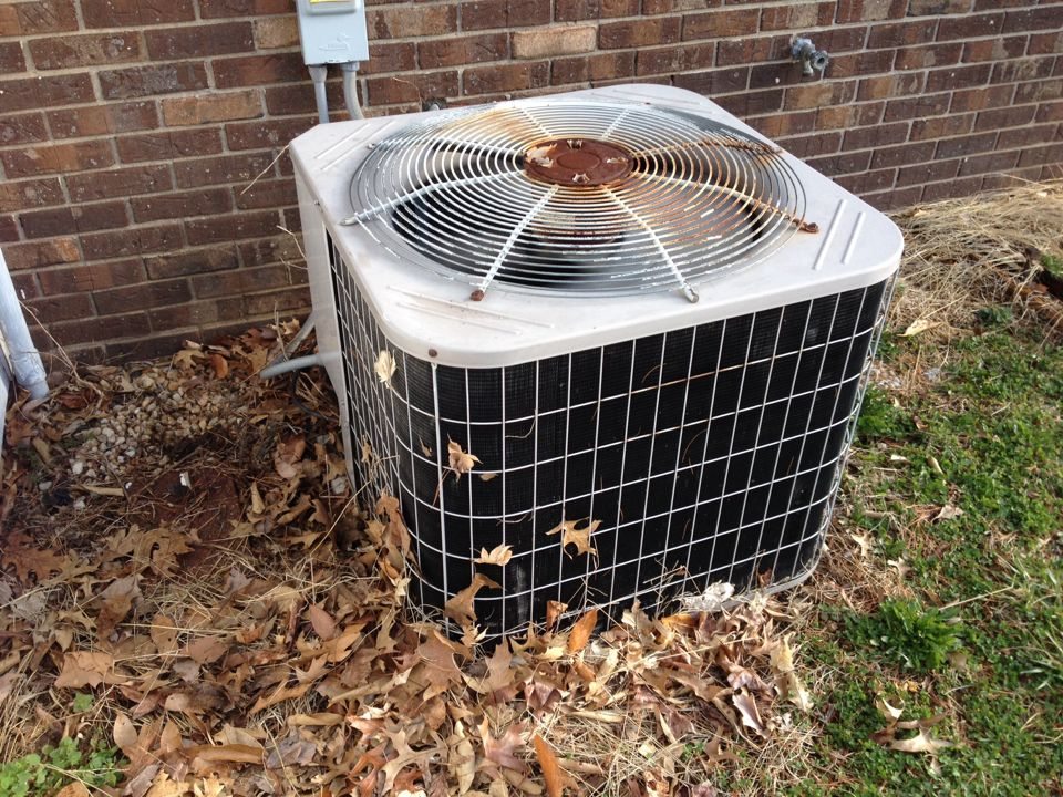 Du Quoin, IL - Air conditioner service - repair Carrier AC