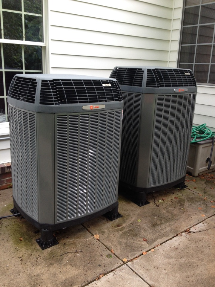 Cobden, IL - AC tune up - Spring maintenance