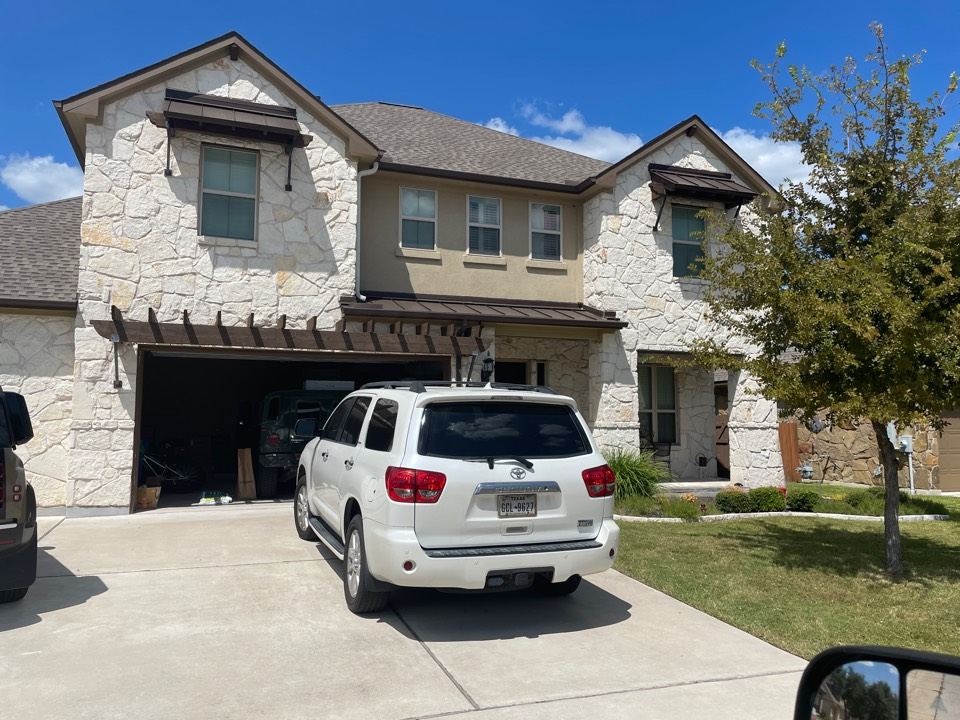 Cedar Park, TX - Roof Repair