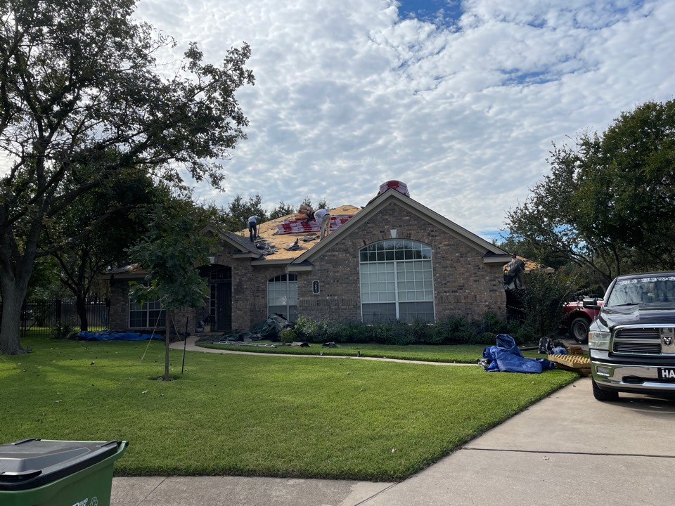 Round Rock, TX - Roof replacement