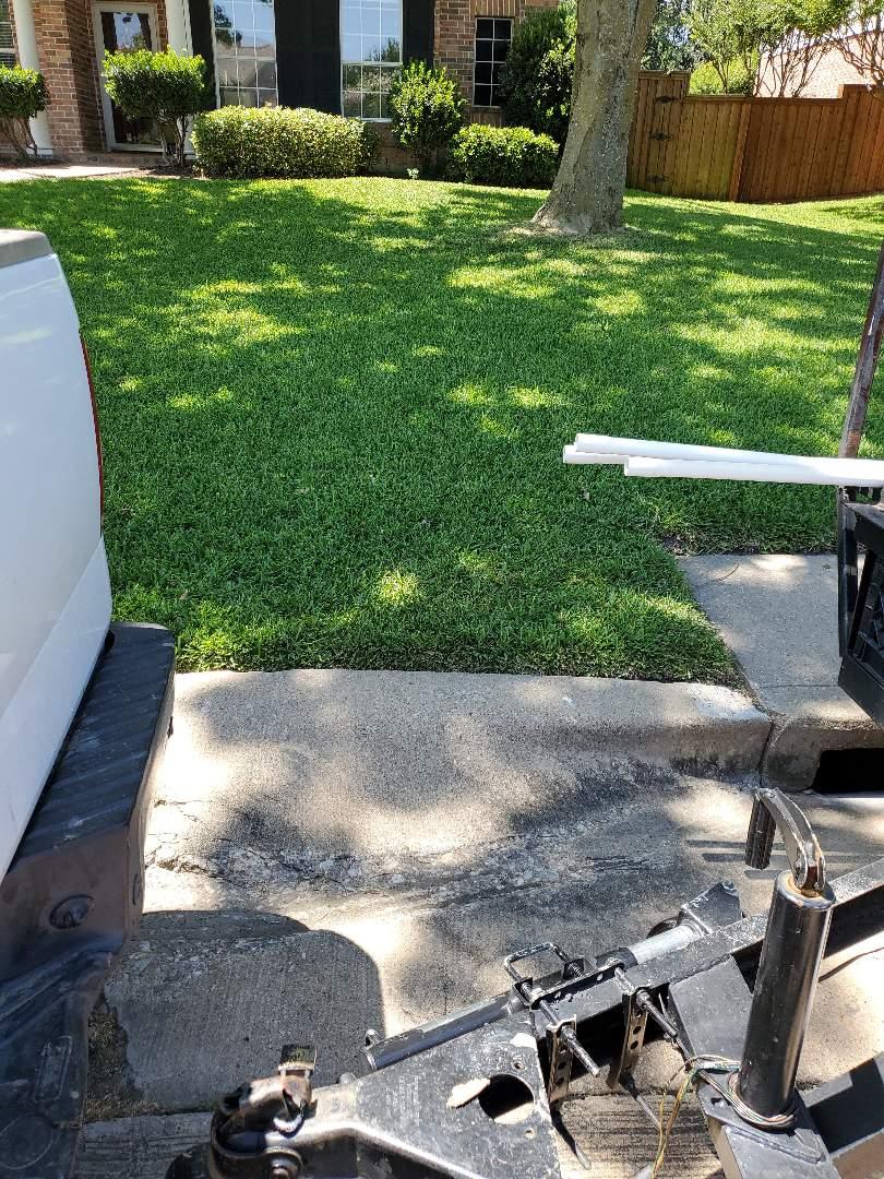 Repair wires for sprinkler system