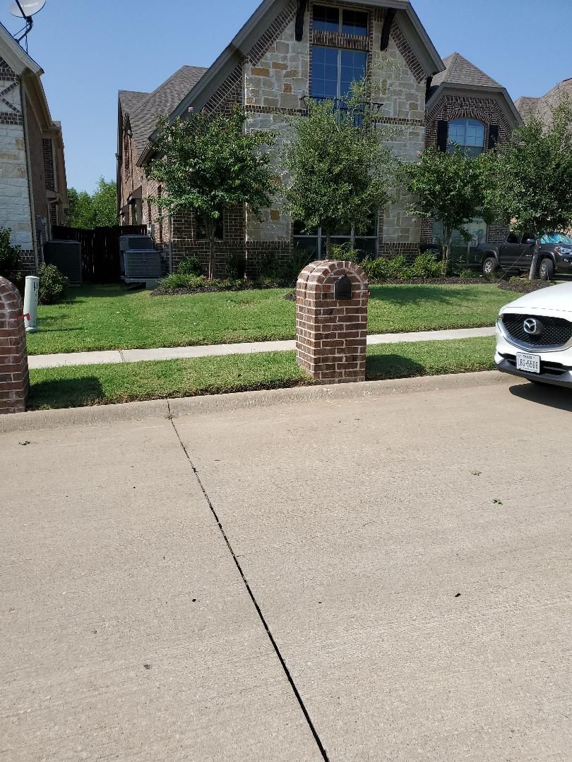 Allen, TX - Sprinkler system repairs,  Zone 3 not working.