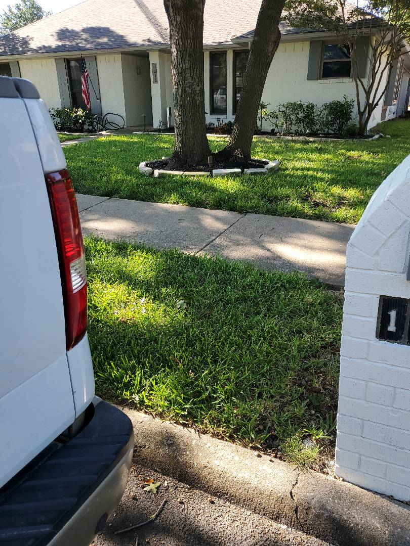Carrollton, TX - Sprinkler system repairs, Change broken head's