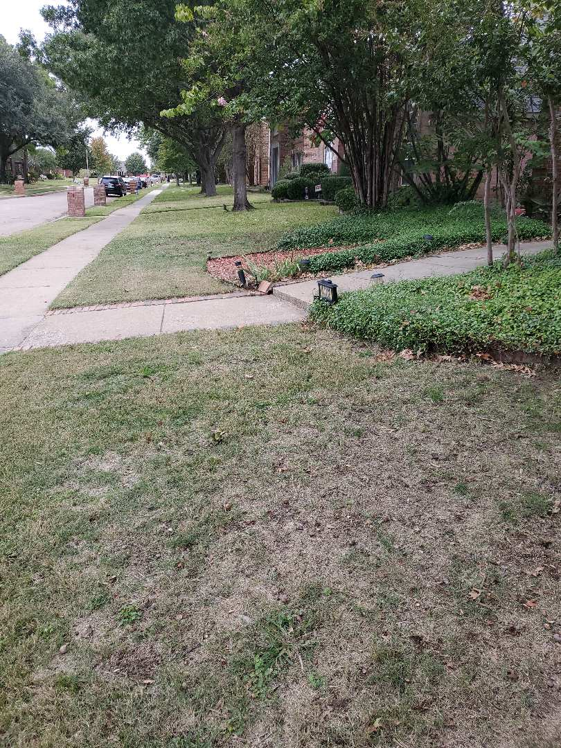 Carrollton, TX - Sprinkler system repairs, 2 zones not working and other issues.