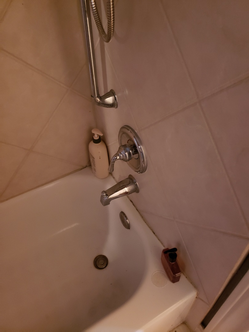 Houston, TX - Repair Moen tub and shower valve