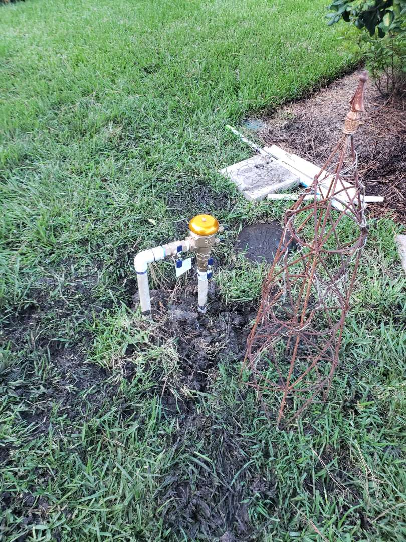 League City, TX - Repair water leak