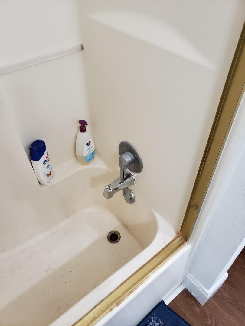 Dickinson, TX - Slow drain and repair to tub