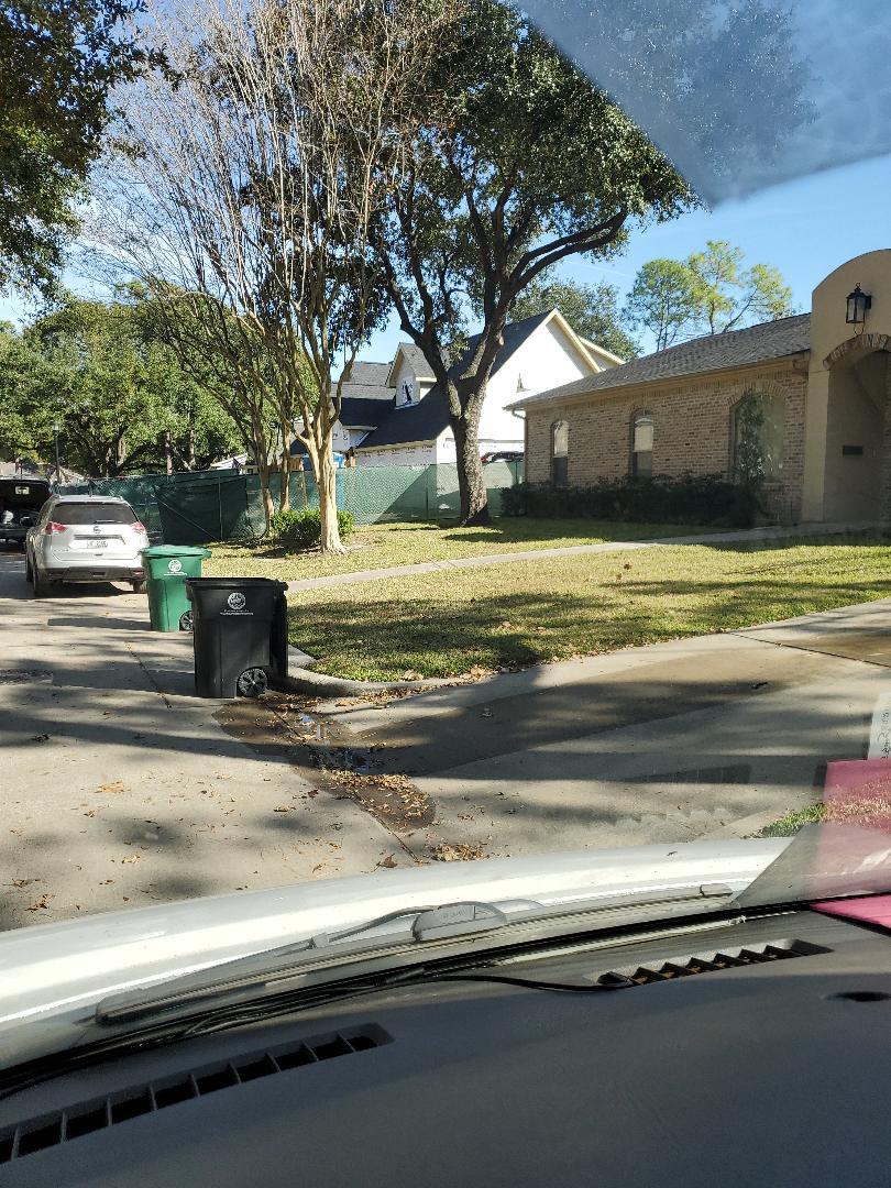 Houston, TX - Clogged kitchen sink