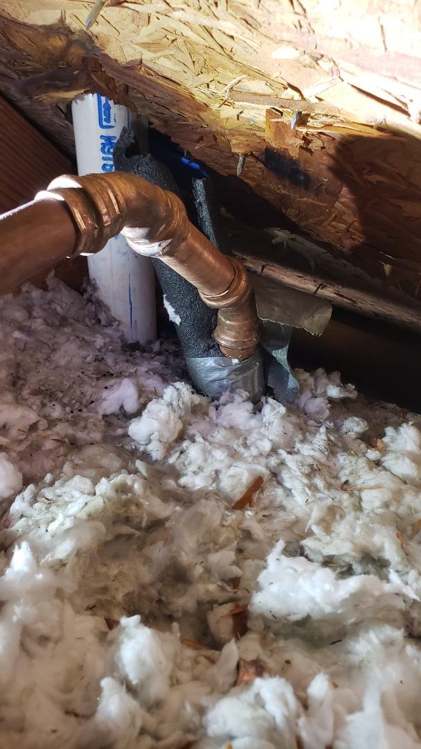 Seabrook, TX - Water leak 77586