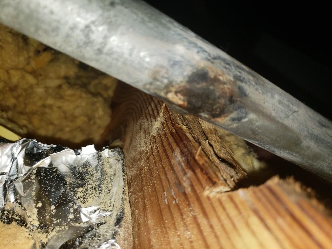 Pipe repair patch and repipe estimate
