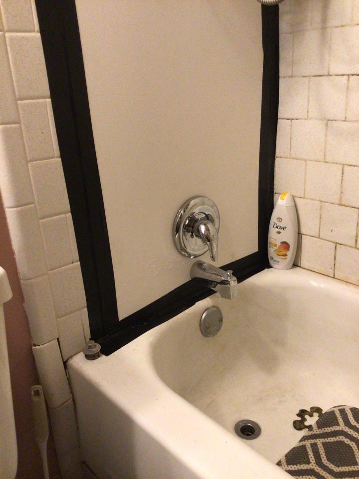 Repair shower