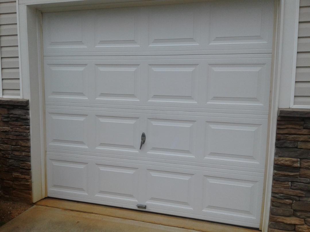 Mooresville, NC - Door installation