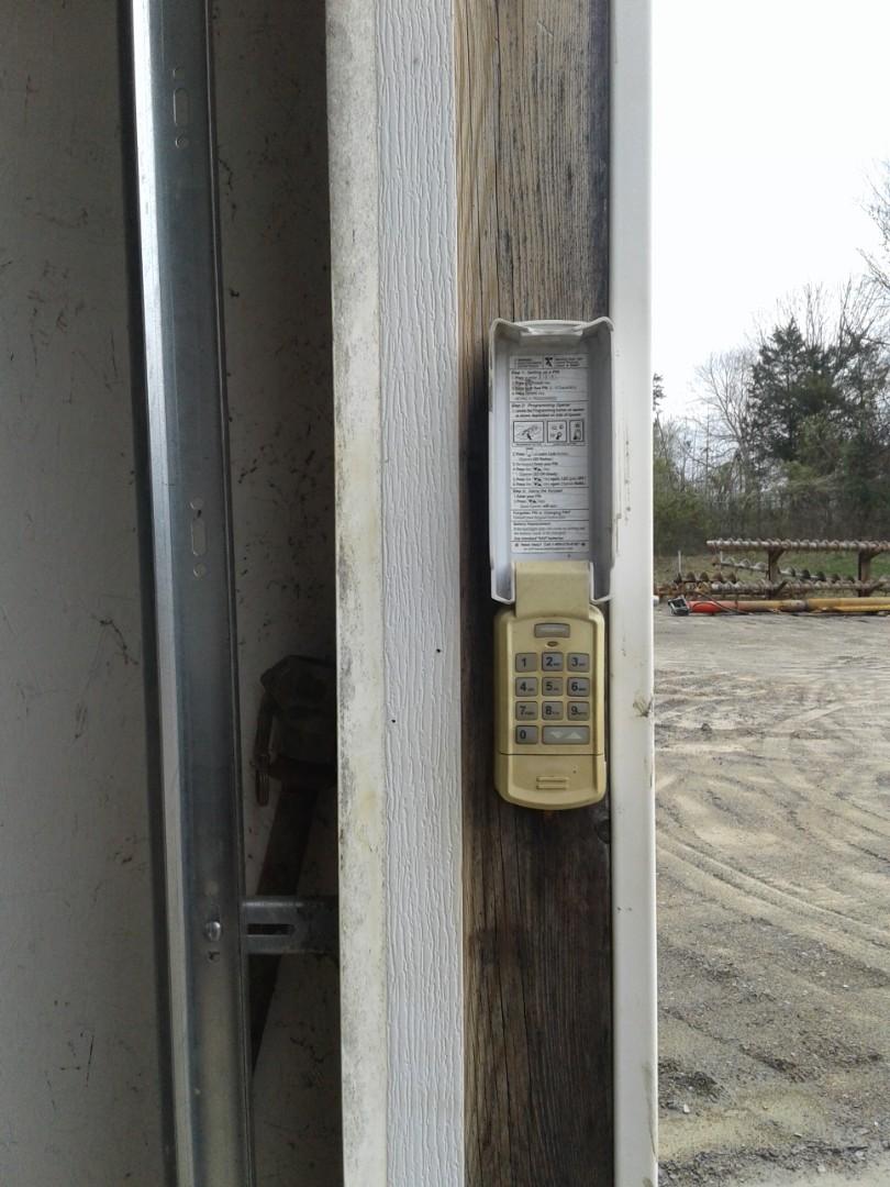 Fort Mill, SC - Keypad