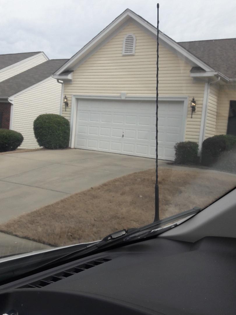 balanced door