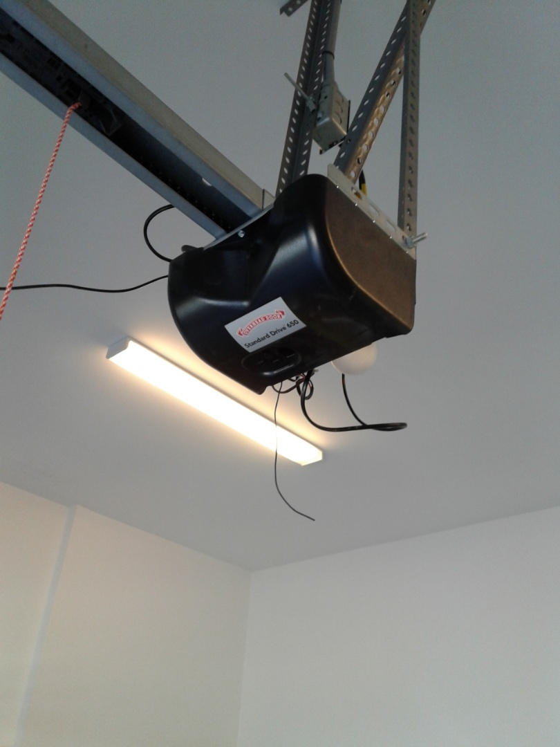 Opener installation