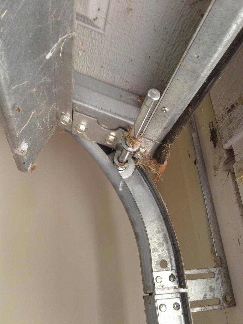 Matthews, NC - Roller replacement and door tune up