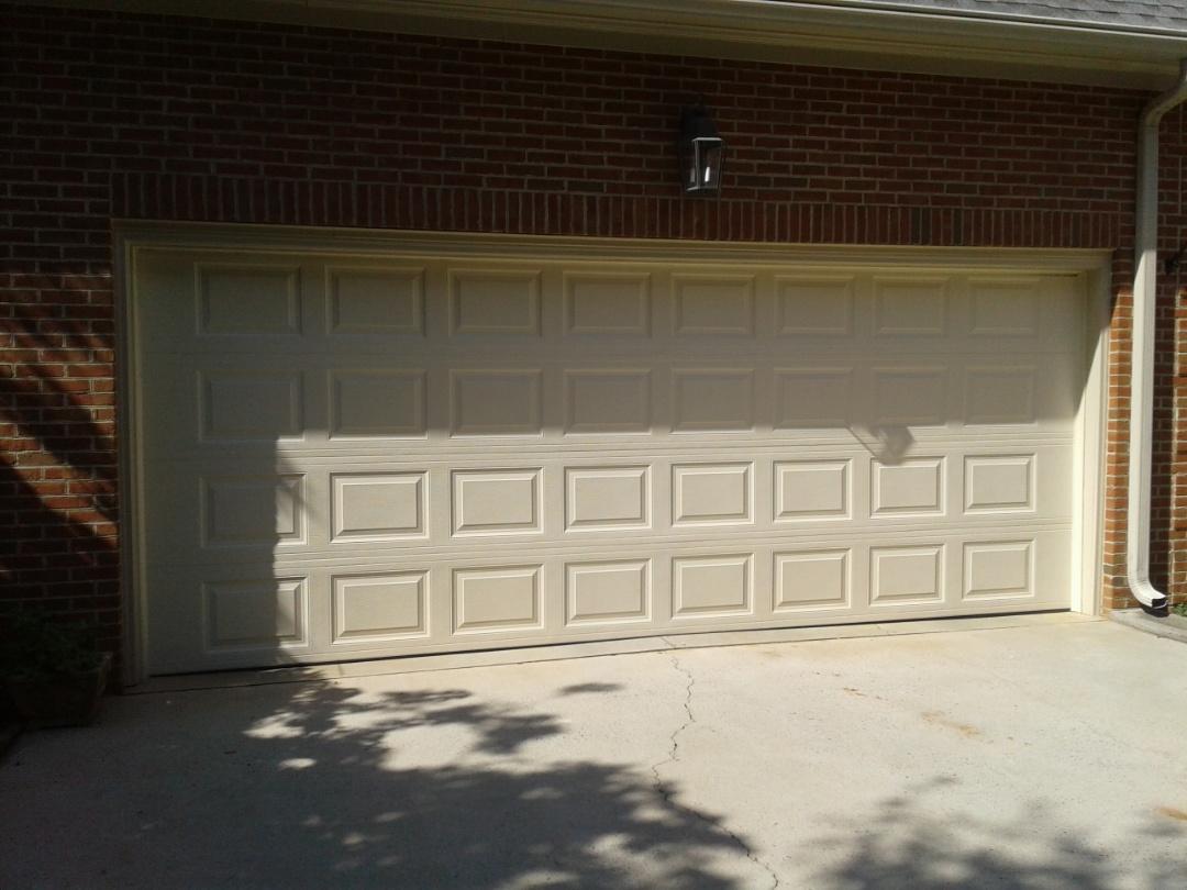 Belmont, NC - Door installation