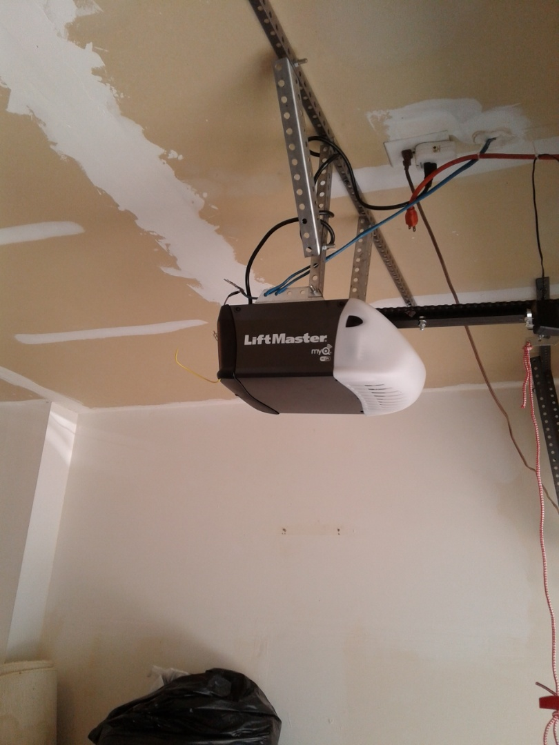 Cornelius, NC - Opener installation