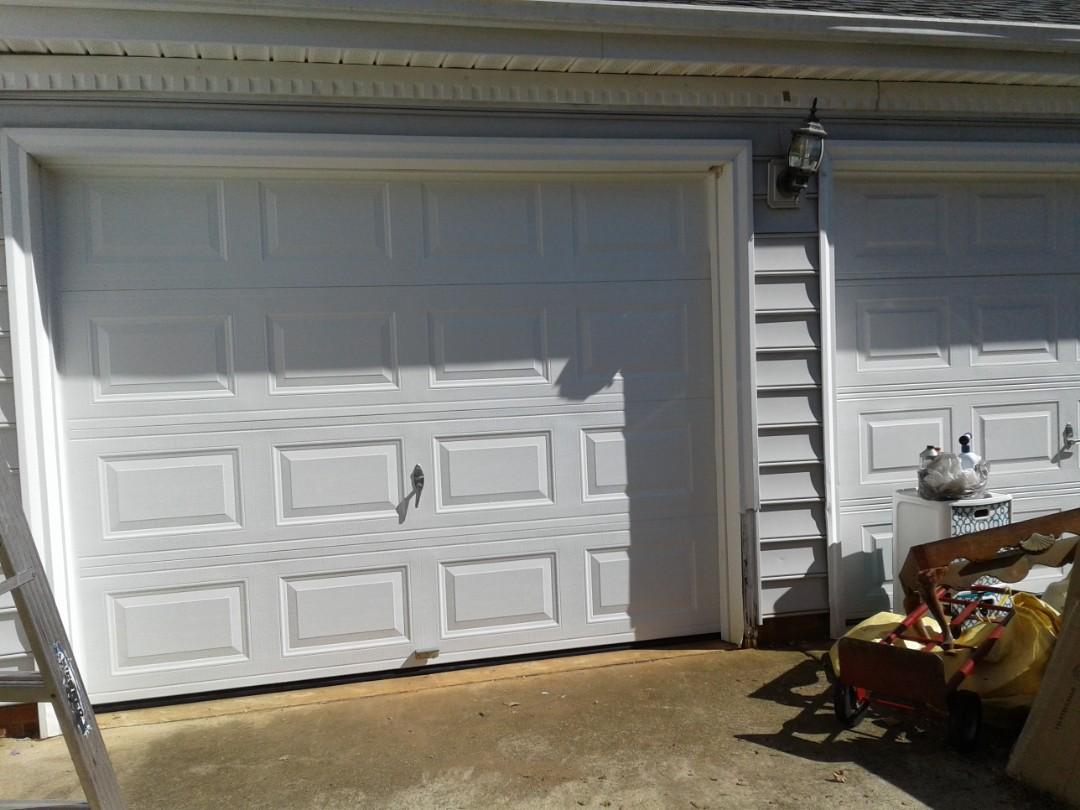 Concord, NC - Door install