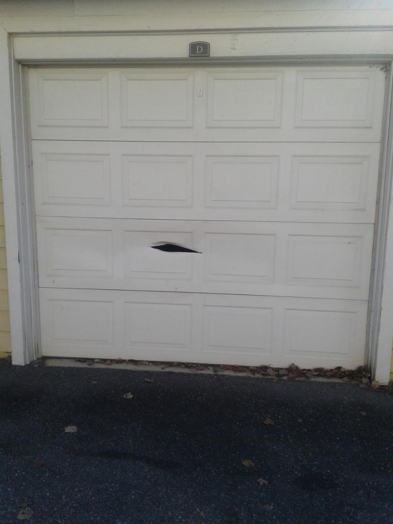 Concord, NC - Door replacement