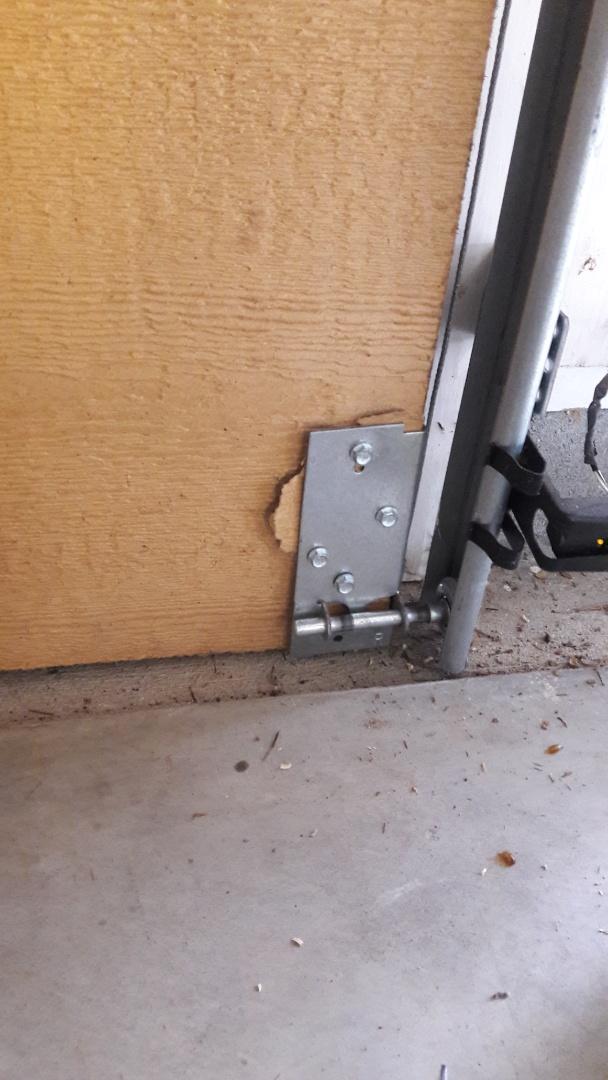 Fort Mill, SC - repaired sensors