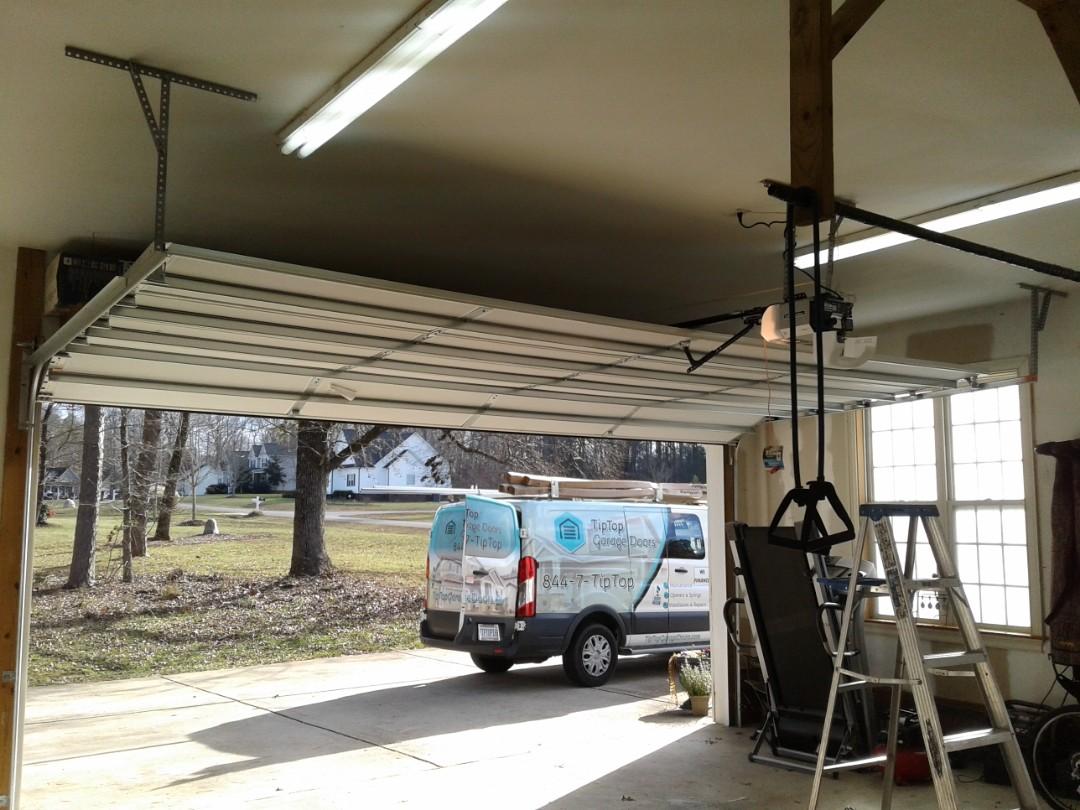 Kannapolis, NC - New door install
