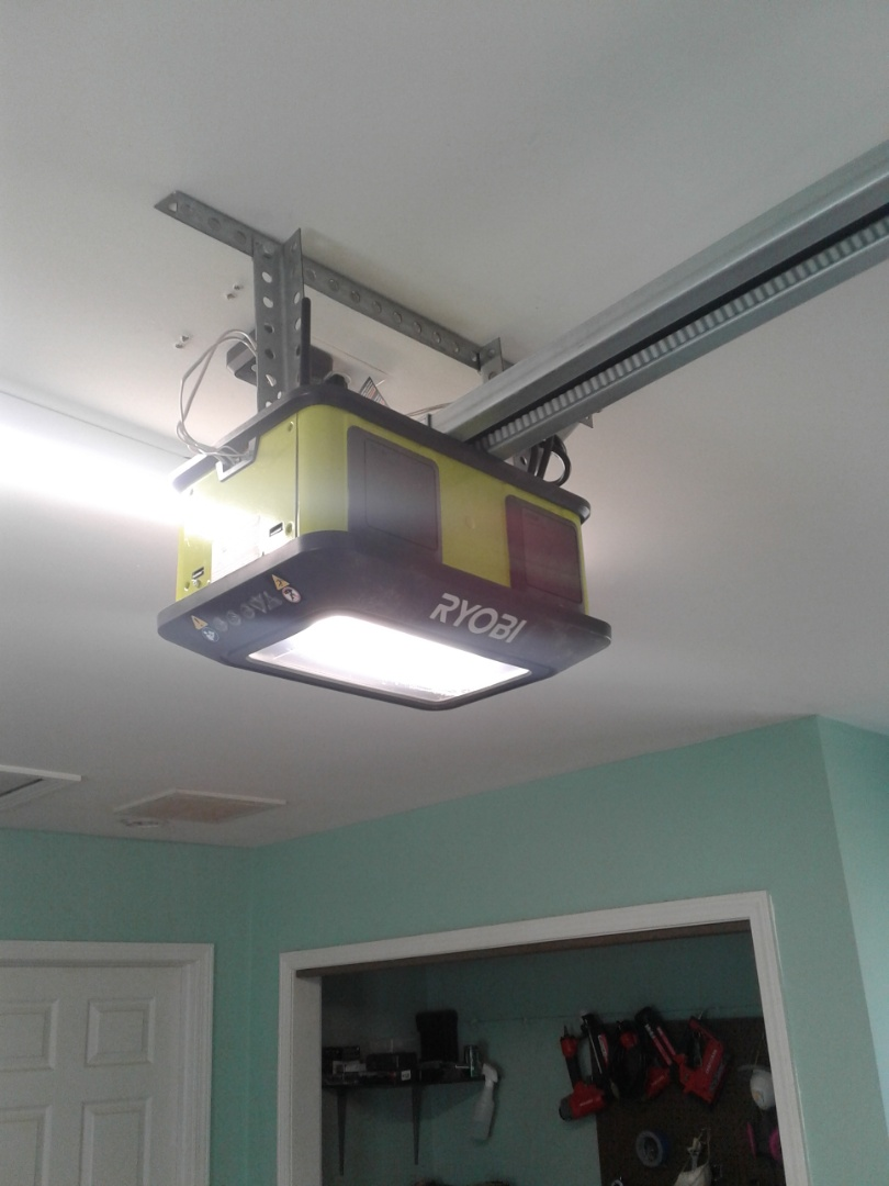 Monroe, NC - Opener install