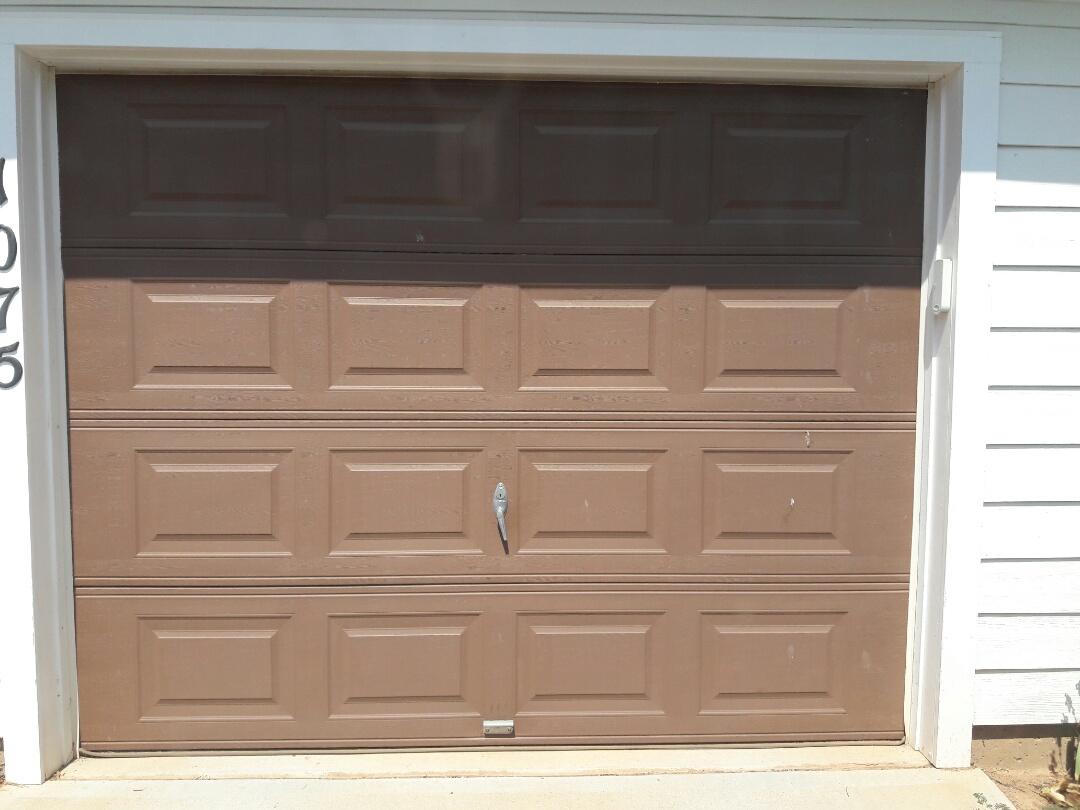 Cornelius, NC - Door repair