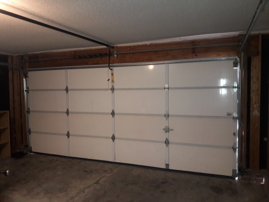 Statesville, NC - Adjusted door and replaced rollers