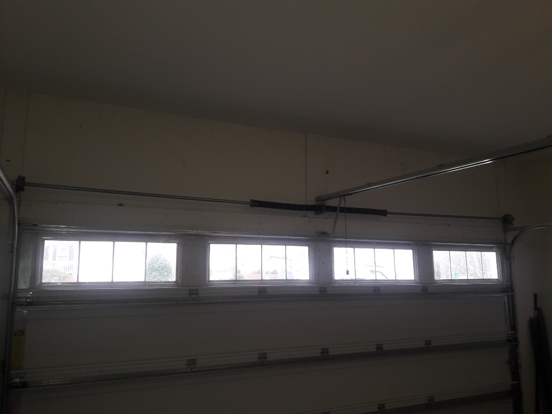 Mount Holly, NC - replaced spring system and roller