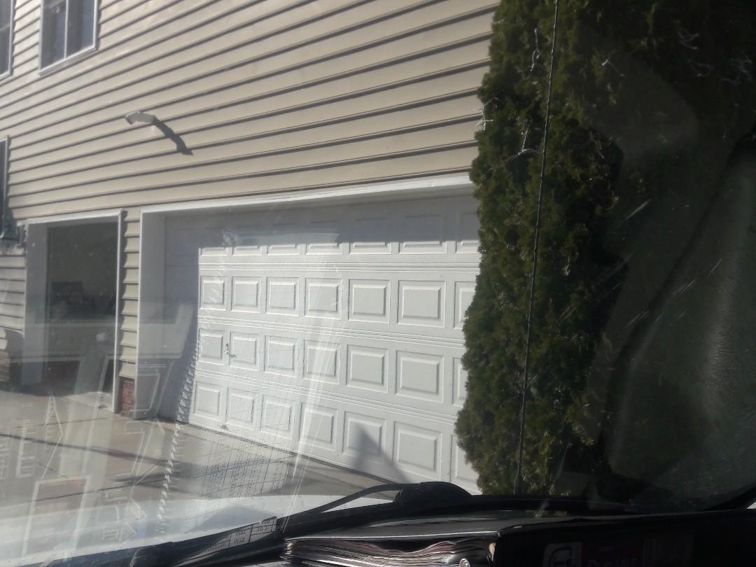 Mooresville, NC - adjusted door