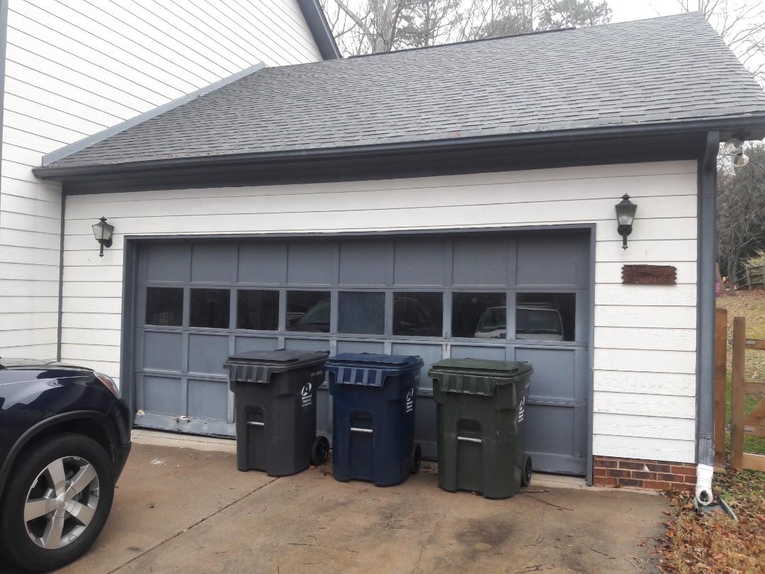 Huntersville, NC - Free new door estimate